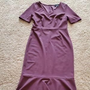 Lulu's Tulip Dress